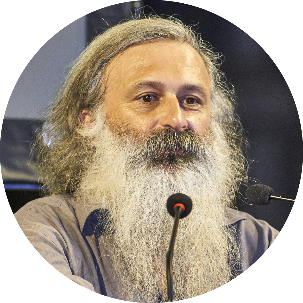 Padre Guidalberto Bormolini